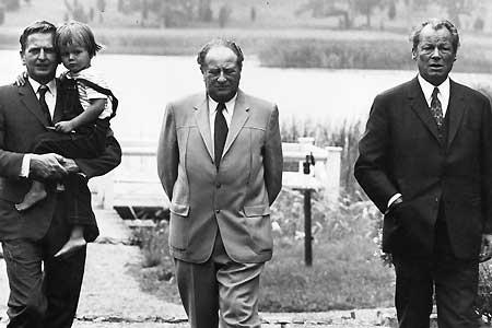 Palme, Kreisky, Brandt: socialismo, distensione e terzo mondo