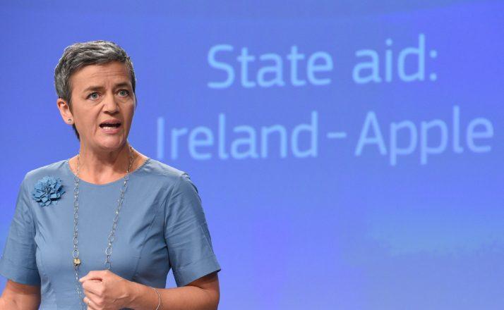 Margrete Vestager contro il dumping fiscale in Europa