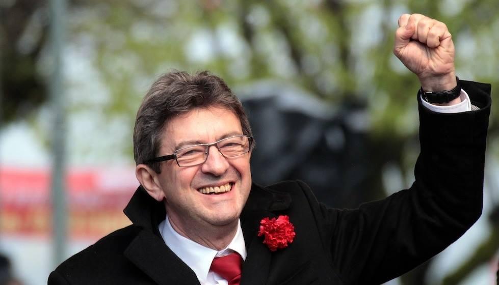 Melenchon il socialista di sinistra che guida la Francia Ribelle