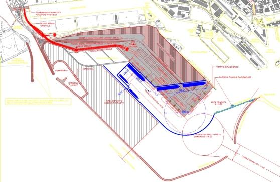 Il progetto Darsena Europa per inserire Livorno nella Via della Seta