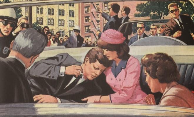 Dai JFK Files nuove rivelazioni sull'omicidio Kennedy